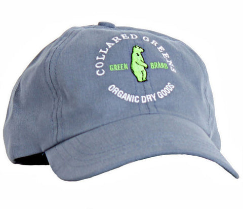 Circle Logo Hat Cool Blue