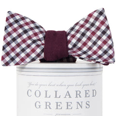 Cocky Mixer Bow Tie - Collared Greens