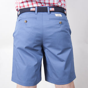 "Classic 9"" Shorts - Cool River Shorts - Collared Greens American Made"