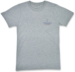 Canine Caddy: Short Sleeve T-Shirt - Grey