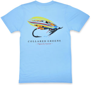 Looking Fly: Short Sleeve T-Shirt - Carolina