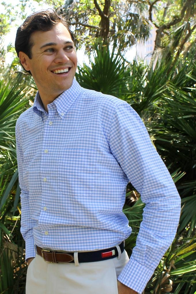 Grantham: Button Down Shirt