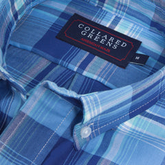 The Ellwood Button Down Shirt Bluebird