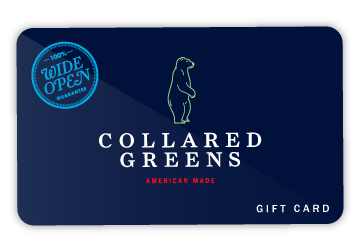Traditional Gift Card - Collared Greens