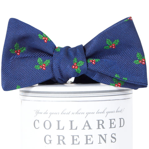 Holly Jolly Bow Tie