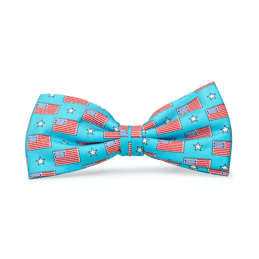 Old Glory: Boys Bow Tie - Carolina