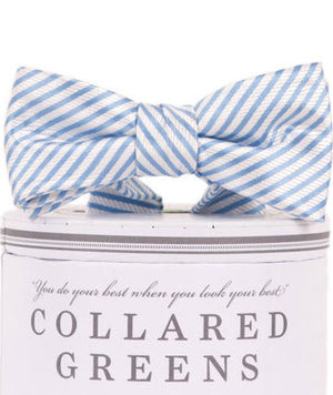 Boys Signature Bow Tie Carolina Boys Bow Ties - Collared Greens American Made