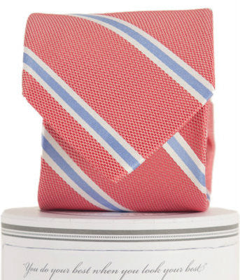 Boys James Tie Red