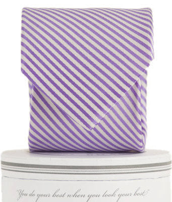 Boys Signature Series Tie Purple