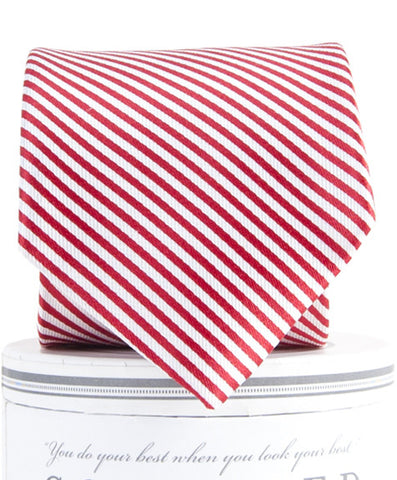 Boys Signature Series Tie Red