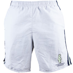 CG Lax Shorts Grey Athletic Shorts - Collared Greens American Made