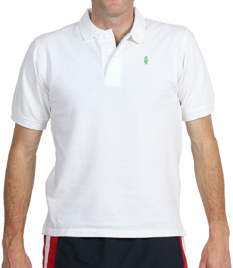 Home Grown Polo Club White