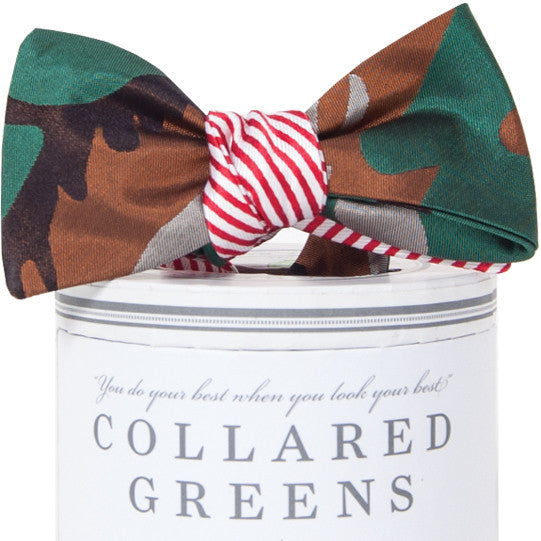 Rambo Mixer Bow Tie - Collared Greens