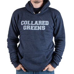 Collared Greens Classic Hoodie - Heather Navy