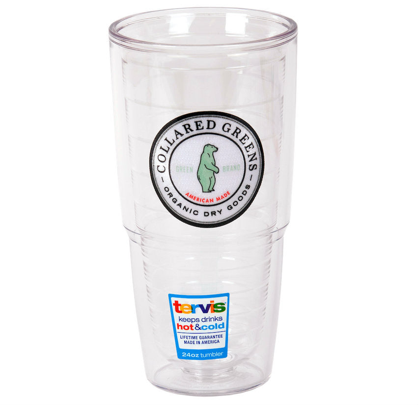 Tervis Tumbler Circle Logo 24oz American Made