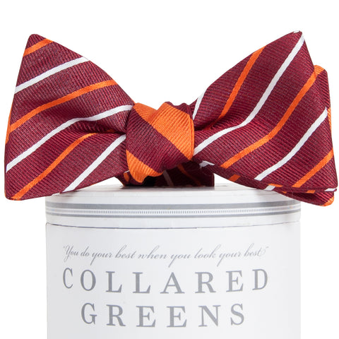 The Lunch Pail Mixer Bow Tie