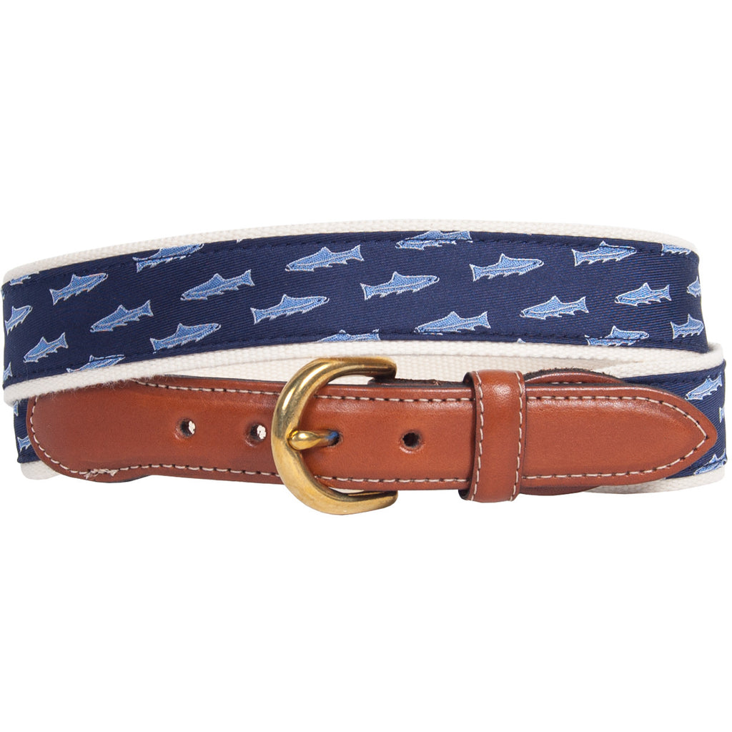 Trout Navy Belt