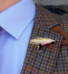 Red Quill: Lapel Pin