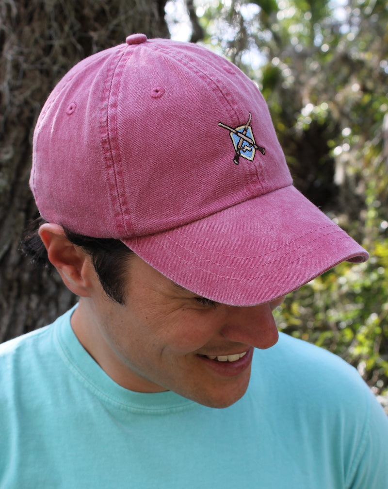 Rainbow Trout Sporting Cap - Stone