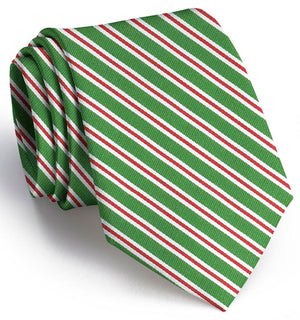 Williams: Tie - Green/Red