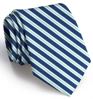 Williams: Tie - Navy/Teal