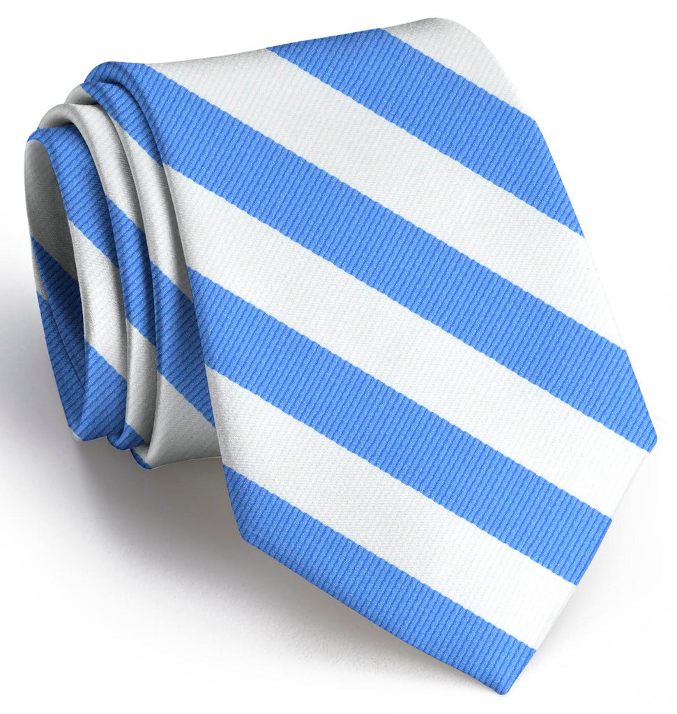 Davis: Tie - Carolina/White
