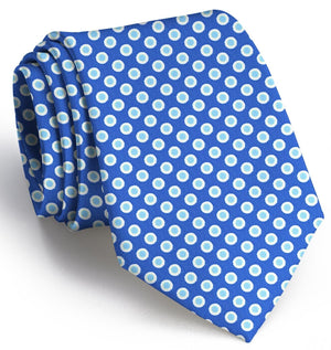 Henry: Tie - Mid-Blue