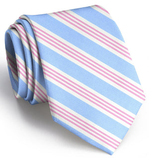 Homestead: Tie - Carolina/Pink
