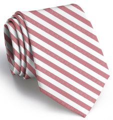 Kiawah: Boys Tie - Red/White