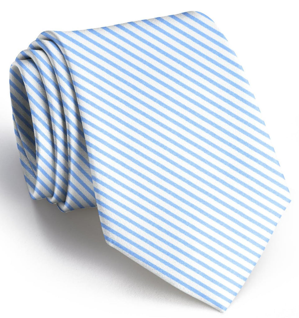 Signature Stripe: Tie - Carolina
