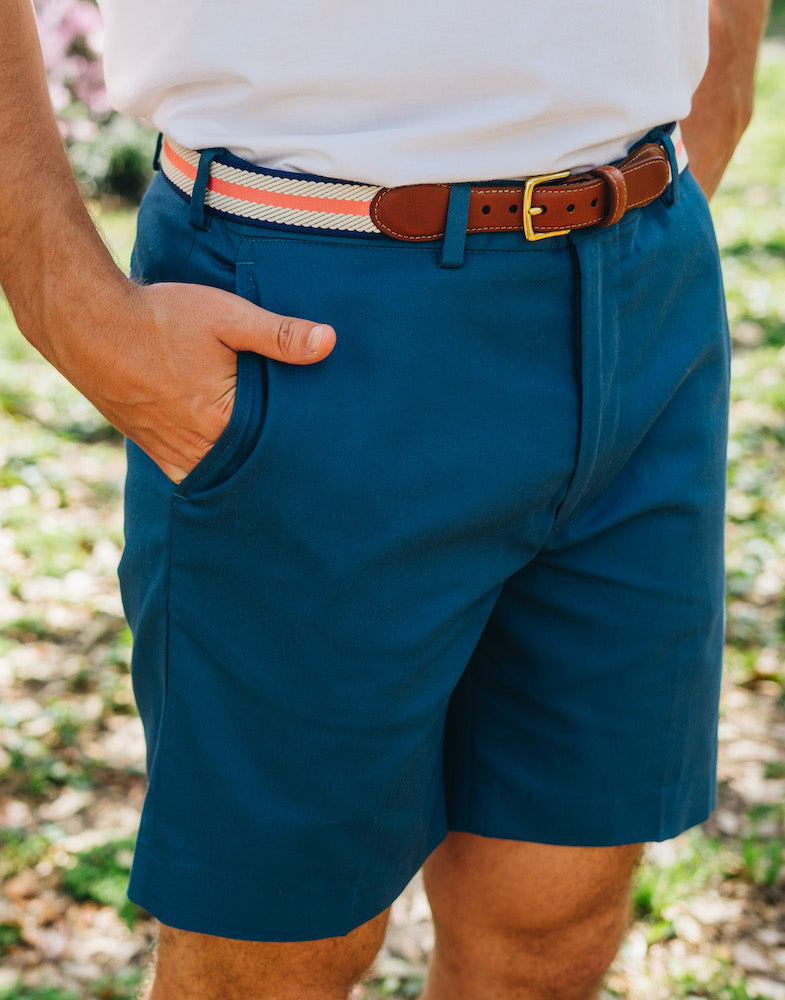 Shem Creek: Shorts - Atlantic Blue