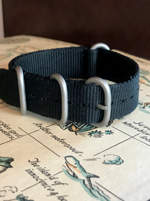20mm Premium  Nylon Pass-Through Straps