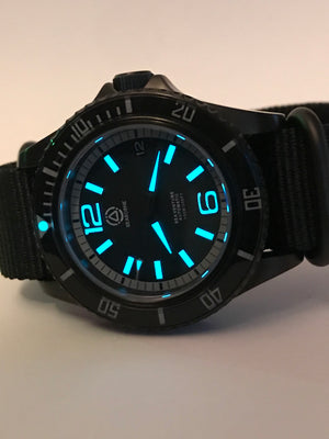 "Sea Venture Automatic - ""Tactical Edition"""