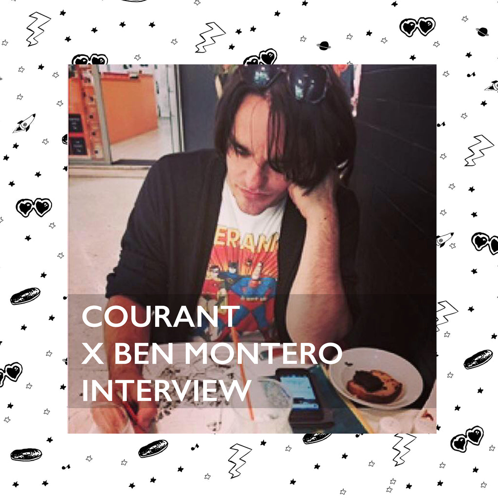 Ben Montero and Courant collaboration : The Interview