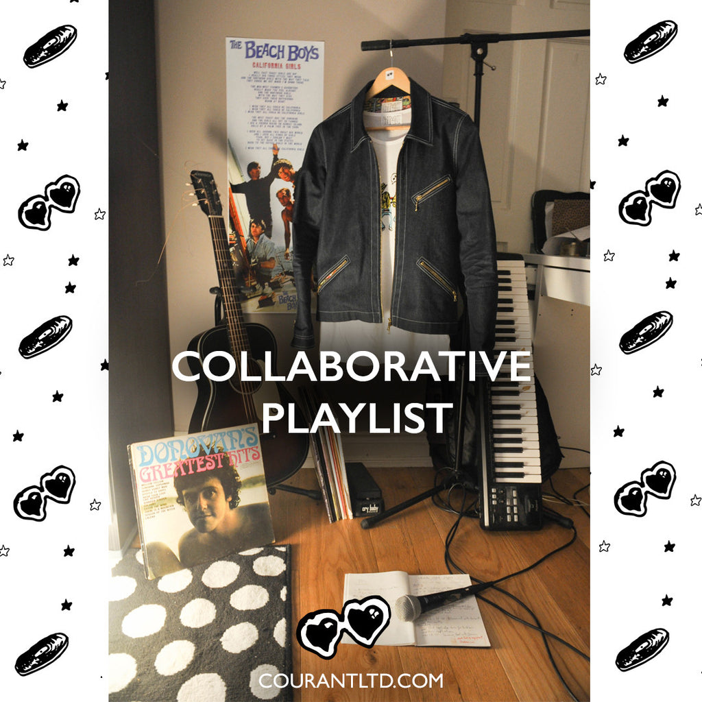 Courant Collaborative Playlist