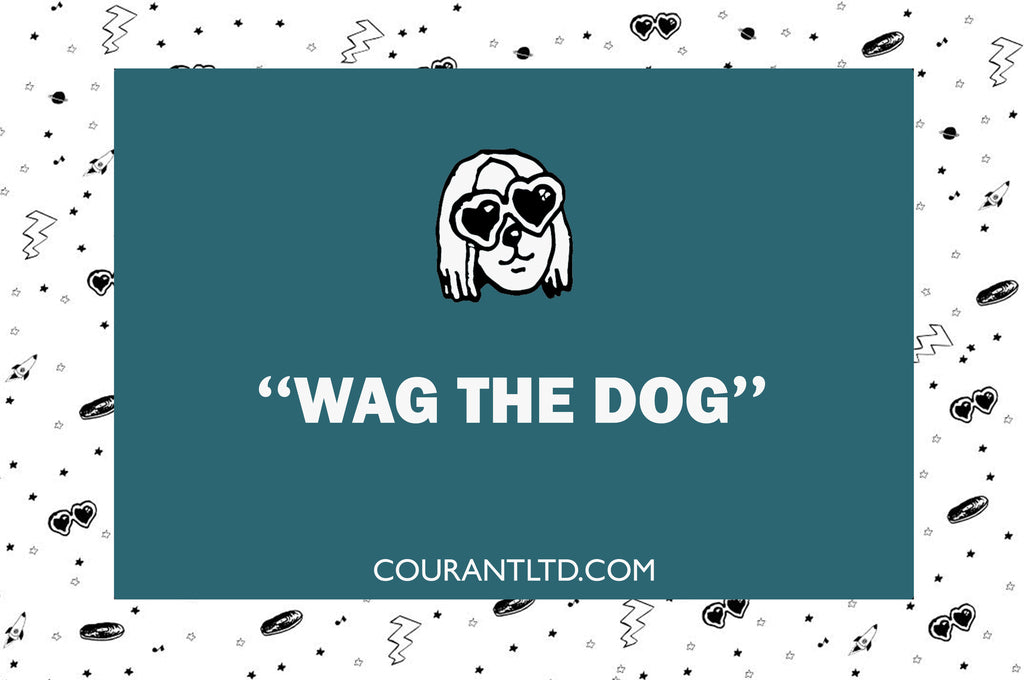 """WAG THE DOG"" COURANT COLLECTION PHOTOSHOOT"