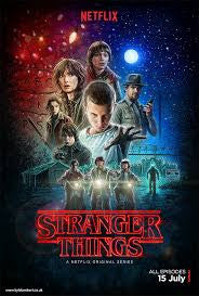 Stranger Thing on Netflix: A must watch
