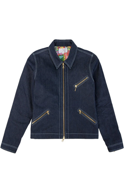 COURANT TYPE Z DENIM JACKET