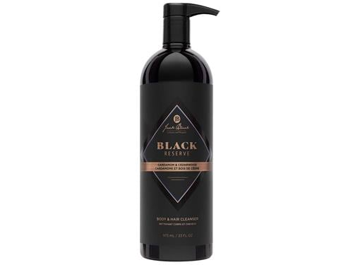 Black Reserve Body and Hair Cleanser