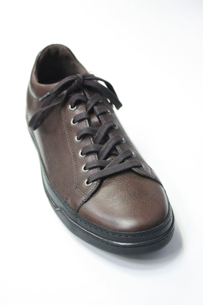 Porter Derby Leather Sneaker