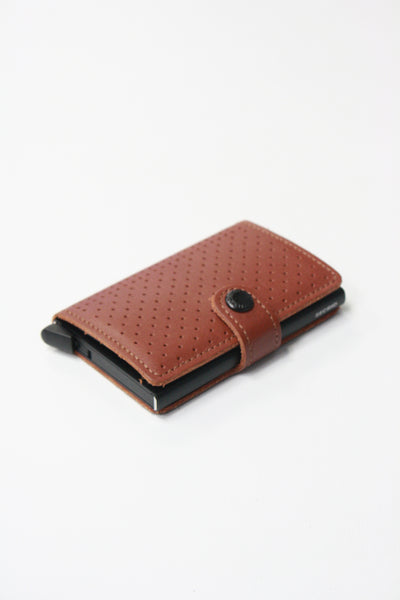 Perforated Miniwallet