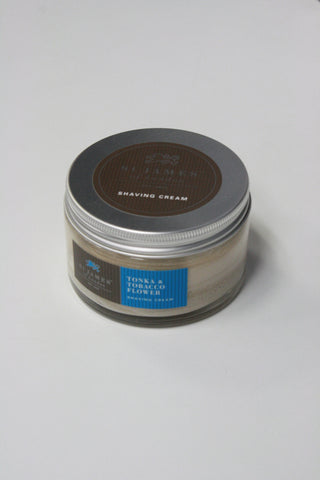 Tonka and Tobacco Flower Shave Cream