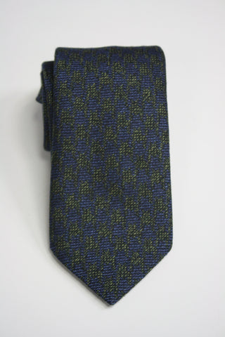 Green and Blue Wolftooth Tie