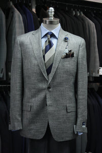 Grey Heather Sport Jacket