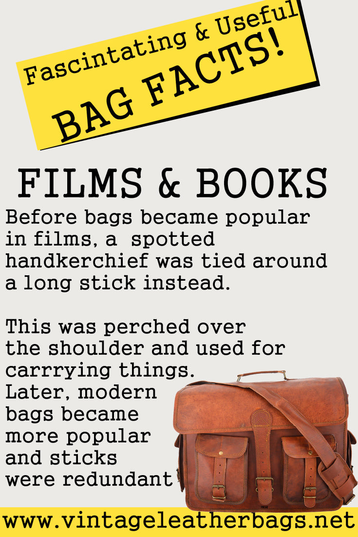 Fascinating and Useful Bag Facts