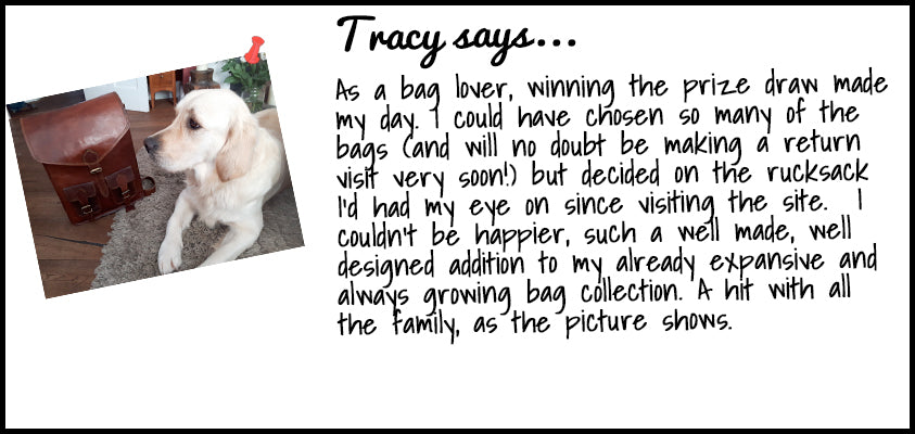 Tracy Says
