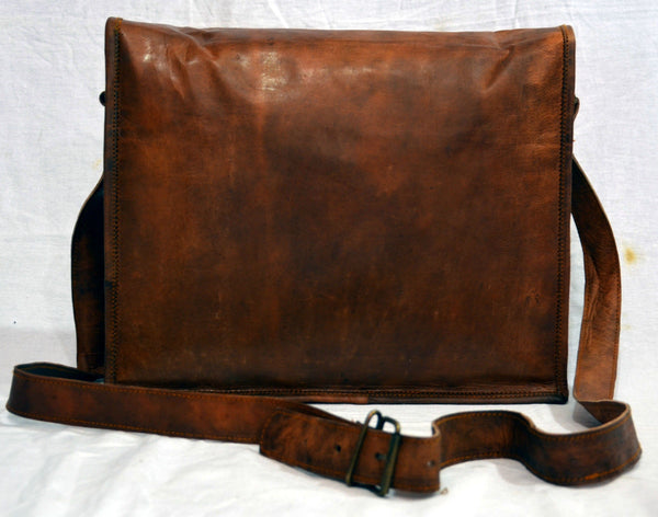 mens messenger bags in leather