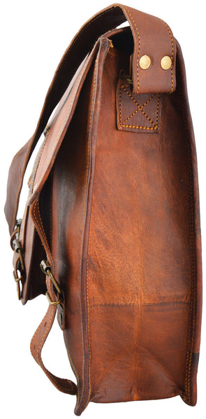 laptop bags leather for men