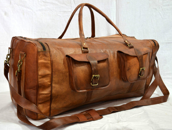 handmade travel  luggage bags
