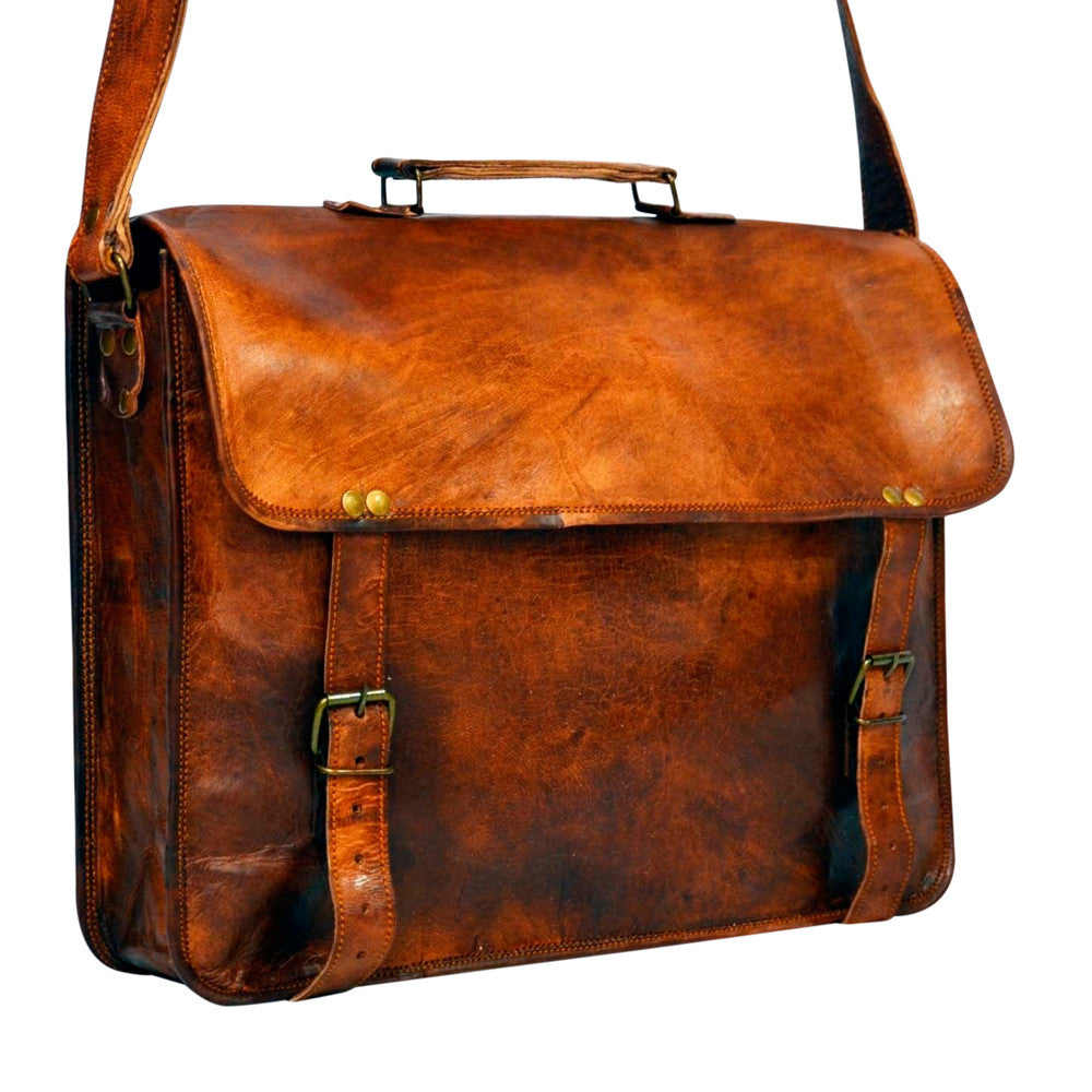 leather laptop bags for men and women